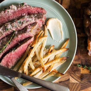 Shallot Butter Steak Recipes