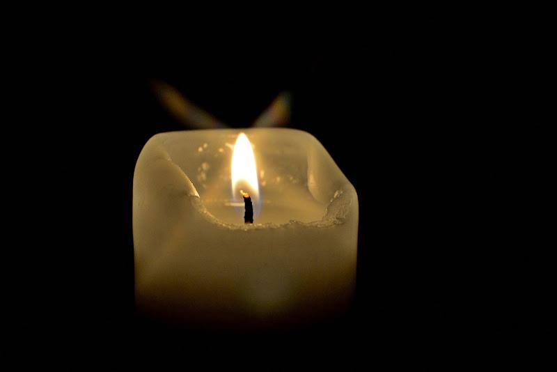 a lume di candela di GVatterioni
