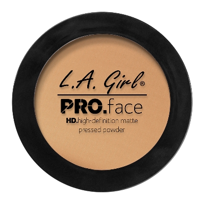 Compacto La Girl Pro Face 609 Medium Beige