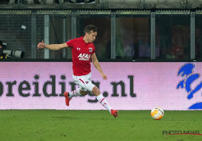 La solidité de l'AZ Alkmaar cette saison a l'accent ... belge