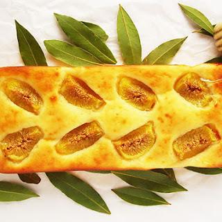 Greek Yogurt Mediterranean Breakfast Cake.