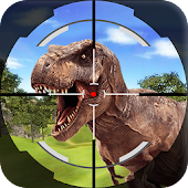 Shooting Dinosaur 2018 - Real Dino Shooting Game