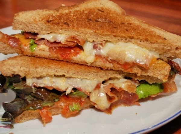 The Blt Grilled Cheese Sandwich Recipe