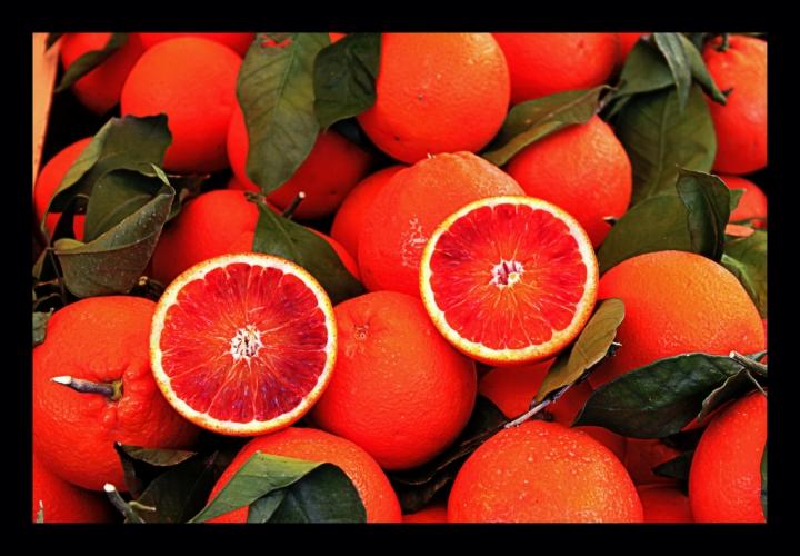Il sapore della Sicilia: arance fresche! di Ticino-Joana