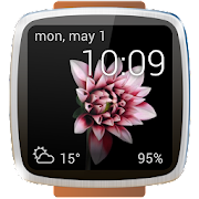 Animated watch faces