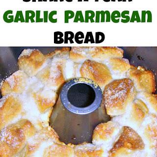 Share n Tear Garlic Parmesan Bread