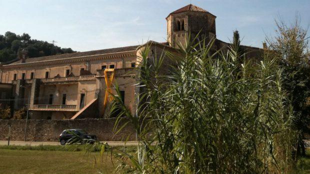 La priora de un monasterio abandona el claustro para solidarizarse con Puigdemont en Bruselas