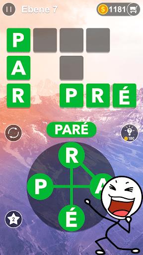Code Triche Word Connect- Jeux de mots: Recherche par mot APK MOD (Astuce) screenshots 1