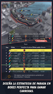 Motorsport Manager Mobile Screenshot