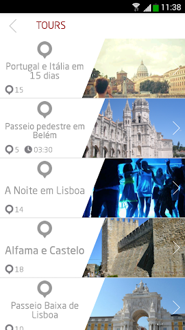 android Portuibérica Screenshot 3