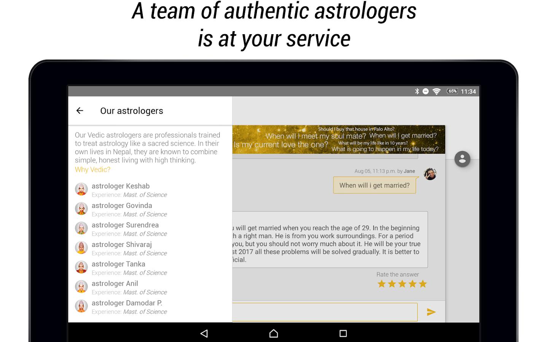 Yodha my astrology and zodiac horoscope screenshot