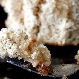 Creamy Hazelnut Cake.