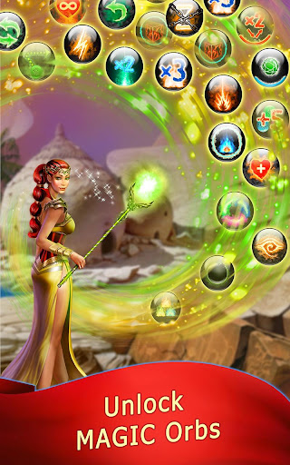 Lost Bubble - Bubble Shooter screenshot 14