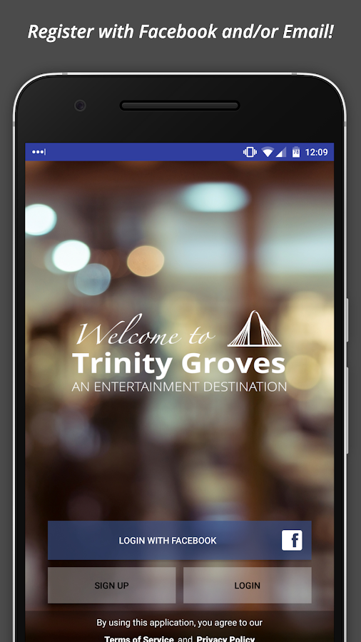 Trinity Groves- screenshot
