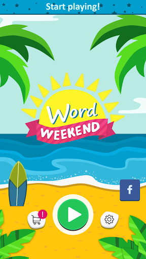 Word Weekend - Connect Letters Game  screenshots 5