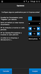 SimplyGest Móvil screenshot 2