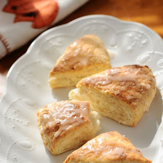 3 Ingredient Easiest Scones Ever - Light and Fluffy
