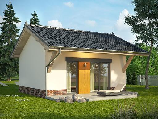 projekt Domek 10