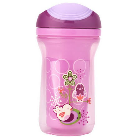 Tommee Tippee Explora Active Sipper 300ml, Rosa