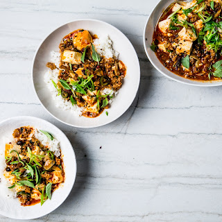 Weeknight Mapo Tofu with Ground Pork Recipe