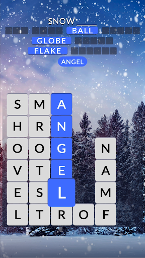 Word Tiles: Relax n Refresh 1.5.3 screenshots 1