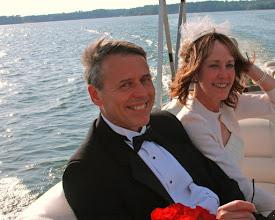 """Photo: """"""""Elope on a Boat!"""" ~www/WeddingWoman.net ~  Photo by Sarah Thompson ~ www.PhotoDayBliss.com ~"""