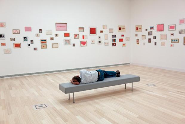 Mladen Stilinovic, Figures of Sleep
