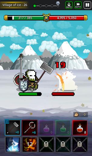 Grow SwordMaster - Idle Action Rpg 1.0.14 screenshots 4