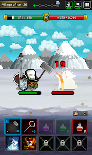 Mod Game Grow SwordMaster - Idle Action Rpg for Android