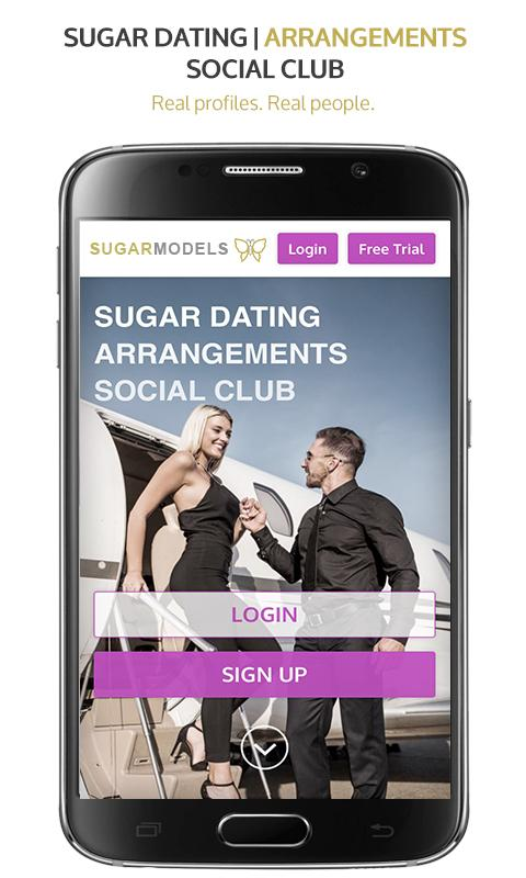 Sugarmodels- screenshot