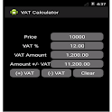VAT Calculator icon