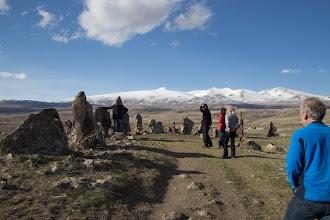 Photo: Карахундж, армянский стоун-хендж