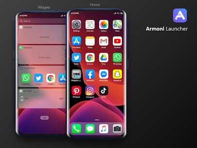 Armoni Launcher – iOS 14 Launcher PRO 1