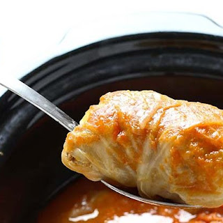 Ground Beef And Rice Stuffed Cabbage Rolls Recipes.