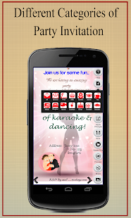 Baixar party invitation card maker apk 10021 apk para android party invitation card maker apk apk captura de tela stopboris Image collections