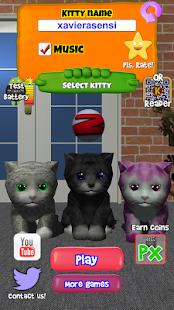 KittyZ váš virtuální zvířátko - náhled