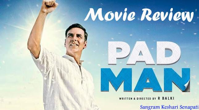 Pad Man- Movie Review