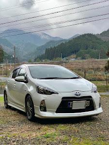 アクア NHP10 G ツーリングパッケージ  2012のカスタム事例画像 あだっち☆さんの2018年12月22日13:50の投稿