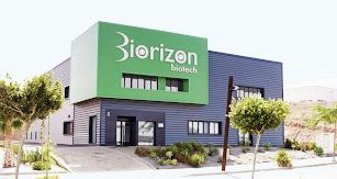Fábrica del Grupo Biorizon.