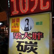 【宜蘭東門夜市】梁大胖10元碳烤