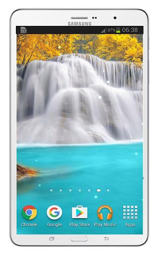 Waterfall Live Wallpaper  screenshots 10