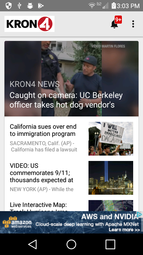 KRON4 News - San Francisco- screenshot