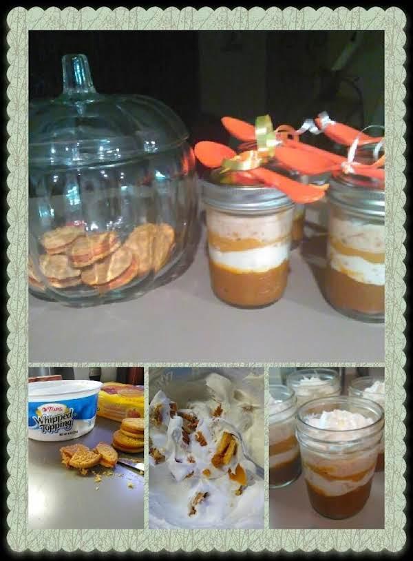 Pumpkin Cookies & Cream Parfait Recipe