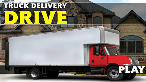 Truck Delivery Drive