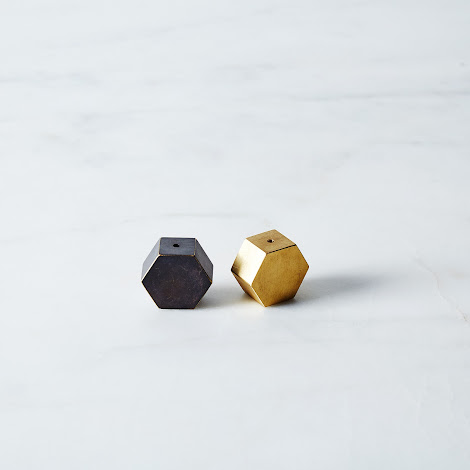 Hexagonal Incense Burners