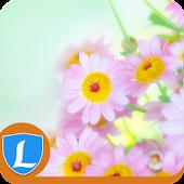 AppLock Theme Wild Flower