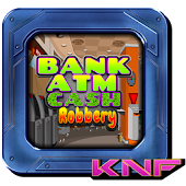 Escape Games- Bank ATM Robbery