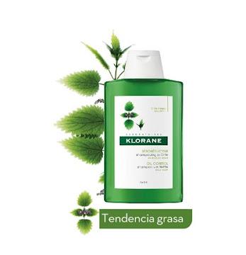 Shampoo Klorane Ortiga   X200Ml