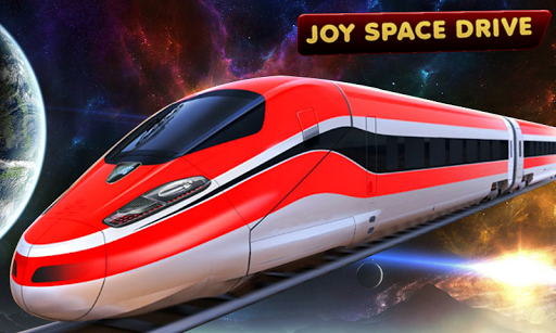 Bullet Train Space Driving screenshots 3