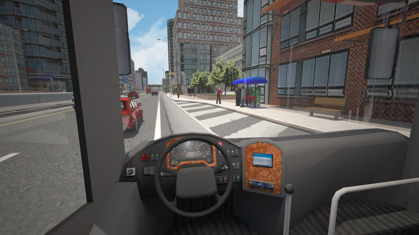 simulation bus